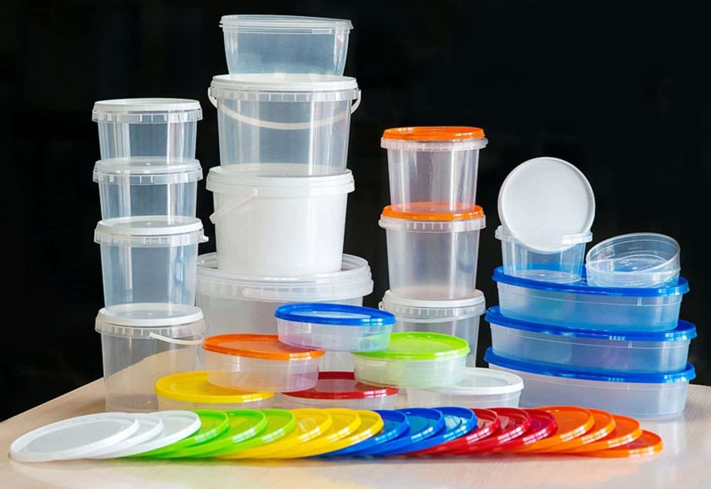 Оборудование для упаковки в пластиковую тару