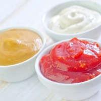 Растительное масло, соусы