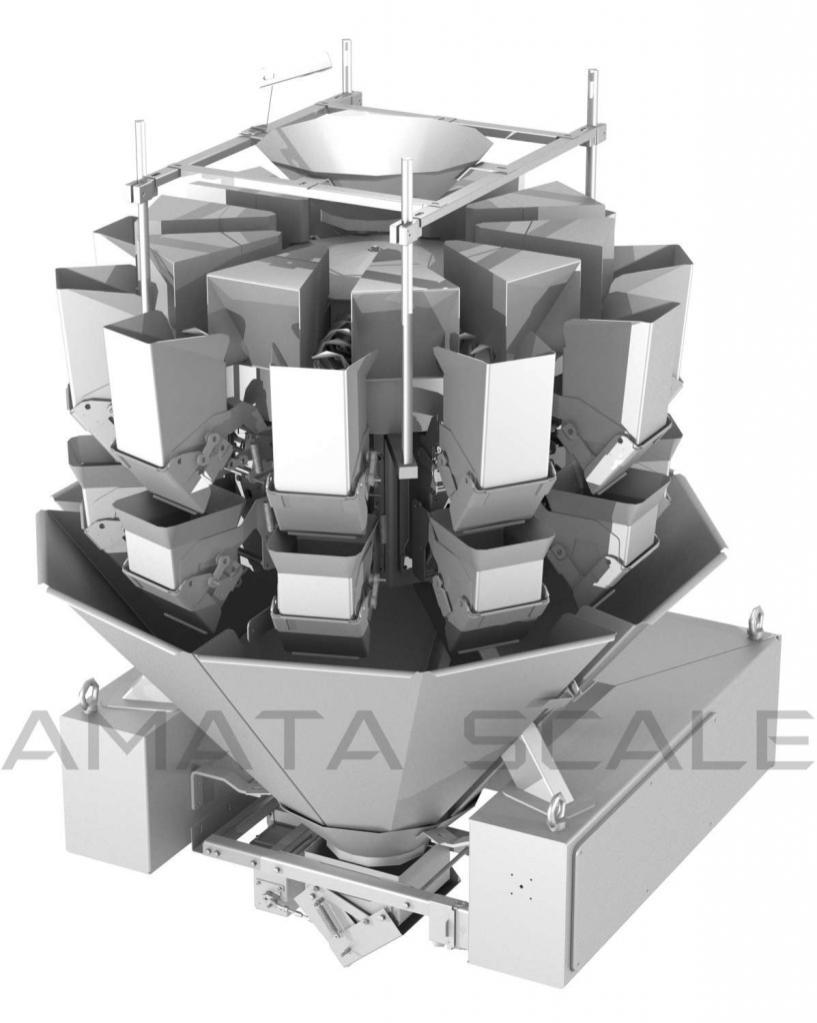 AMATA-КАТЕ-210-SR со шнековой подачей