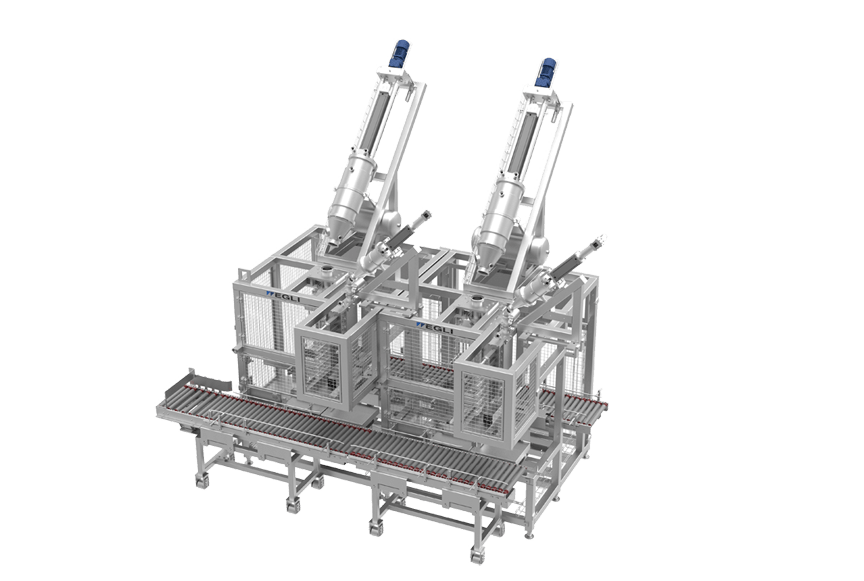 Автомат для фасовки сливочного масла в монолит — EKF