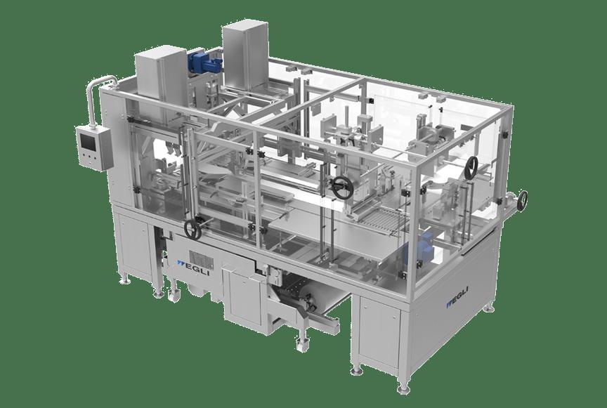 Автомат для мультиформатной упаковки — EMF