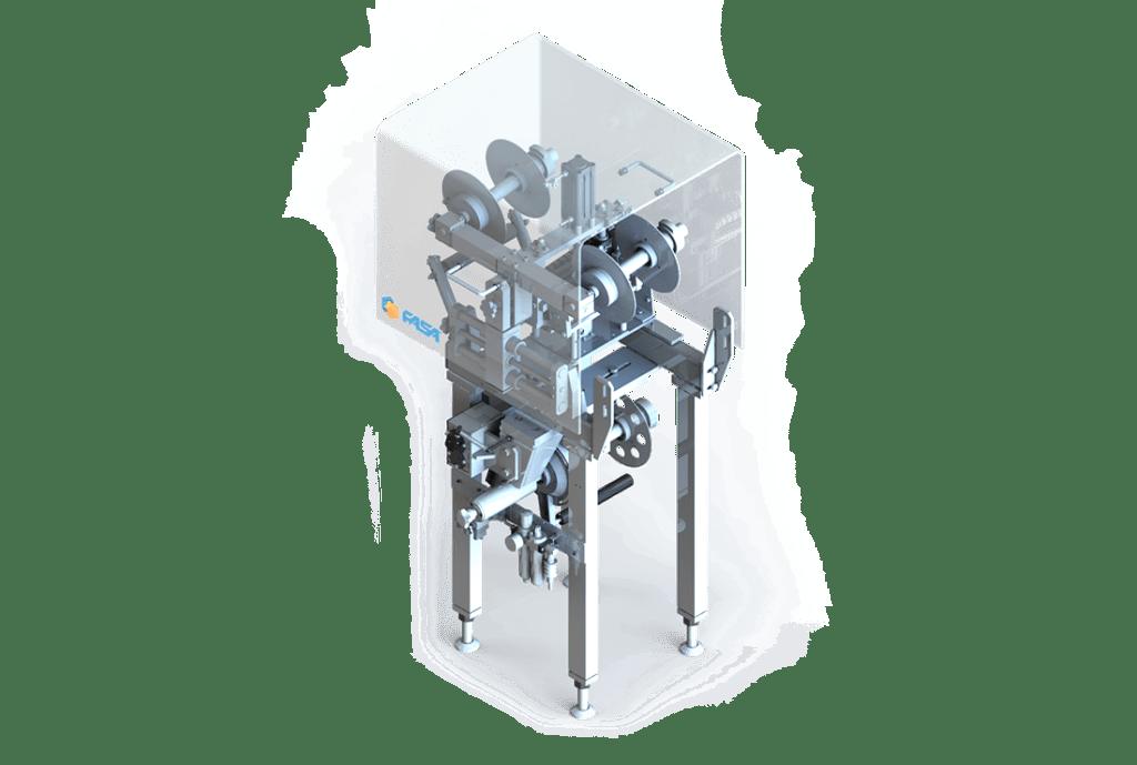 Автомат для упаковки плавленого сыра — ARU