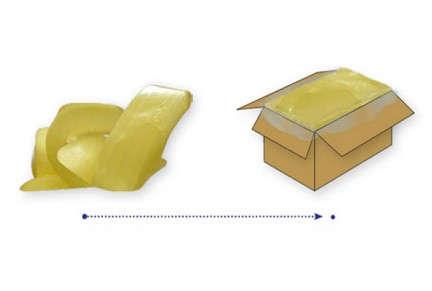 Автомат фасовки сливочного масла в картонные короба – ORG