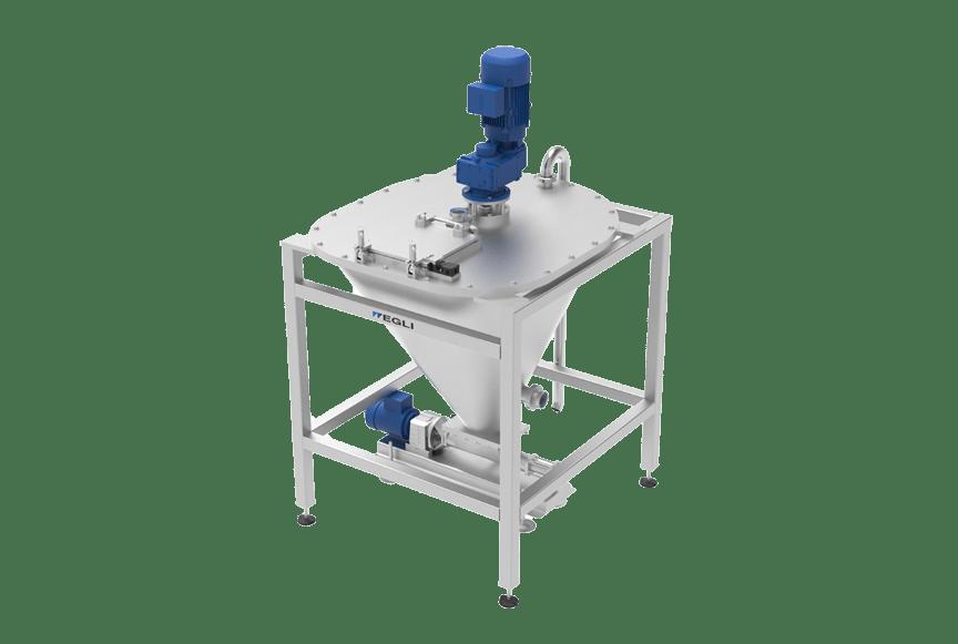 Дозатор для пастообразных продуктов — EDPA