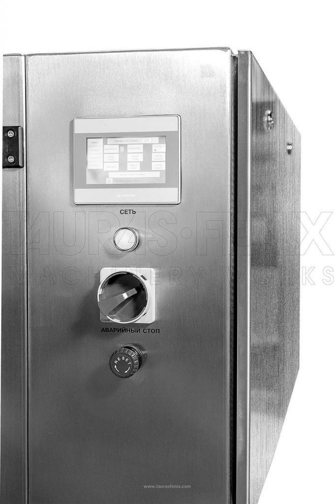 Глазировочная машина для кондитерских изделий
