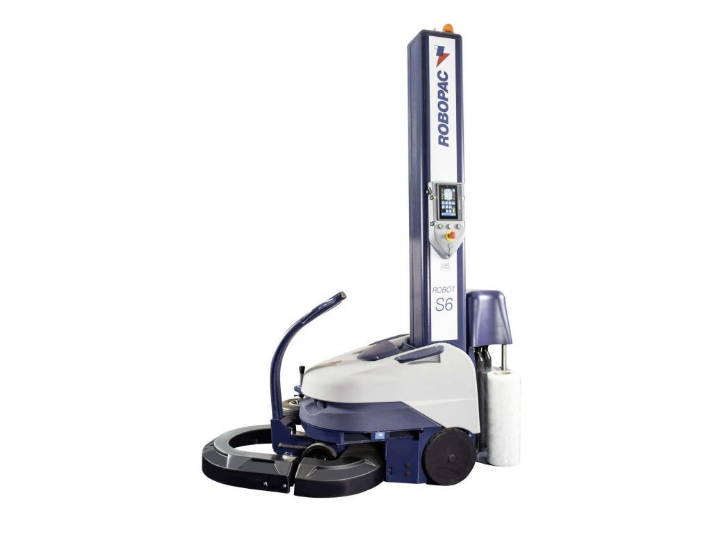 Мобильный паллетоупаковщик Robot S6