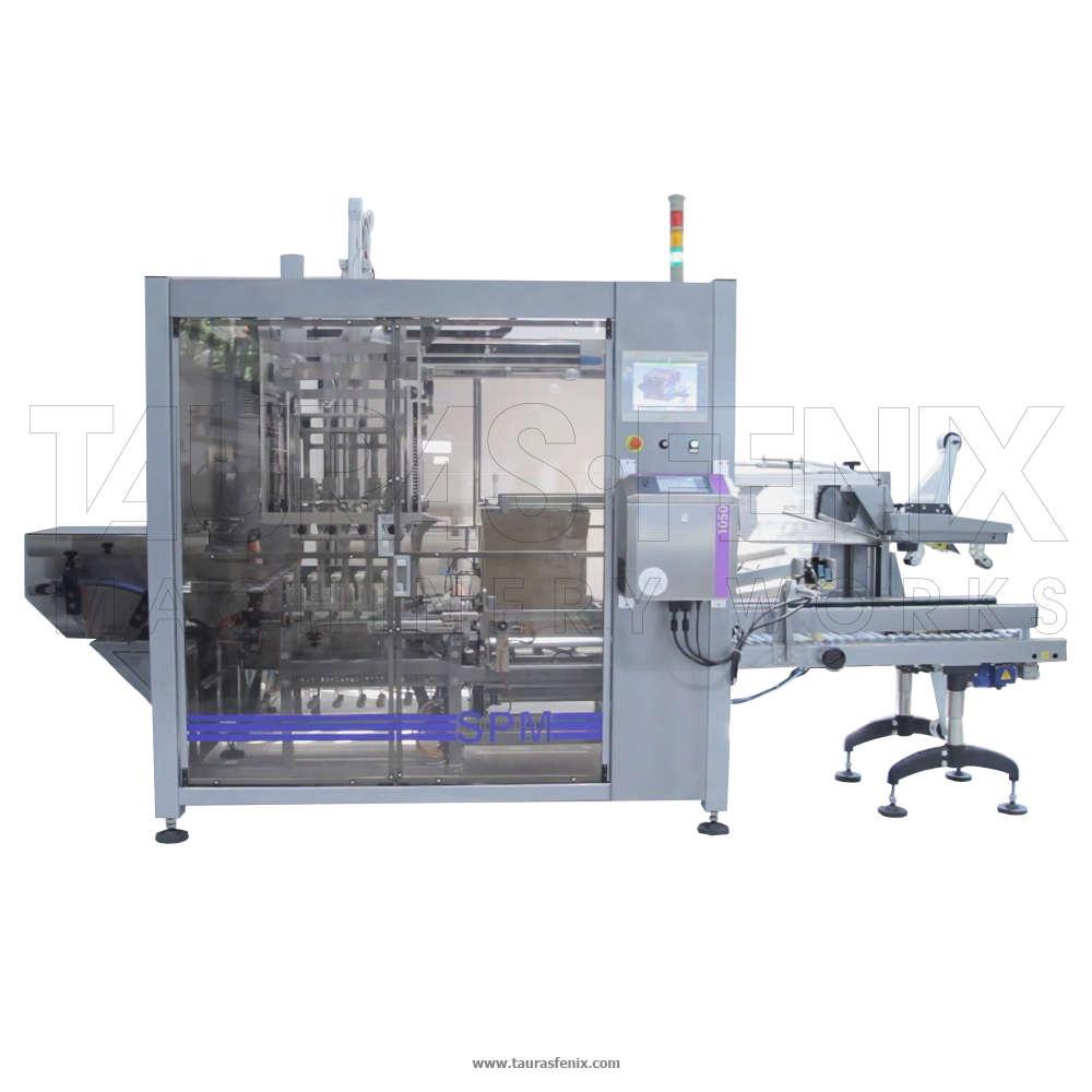 Роботизированный моноблок SPM-V02
