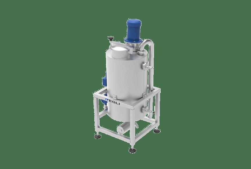 Система дозирования жидкого растительного масла — EDO