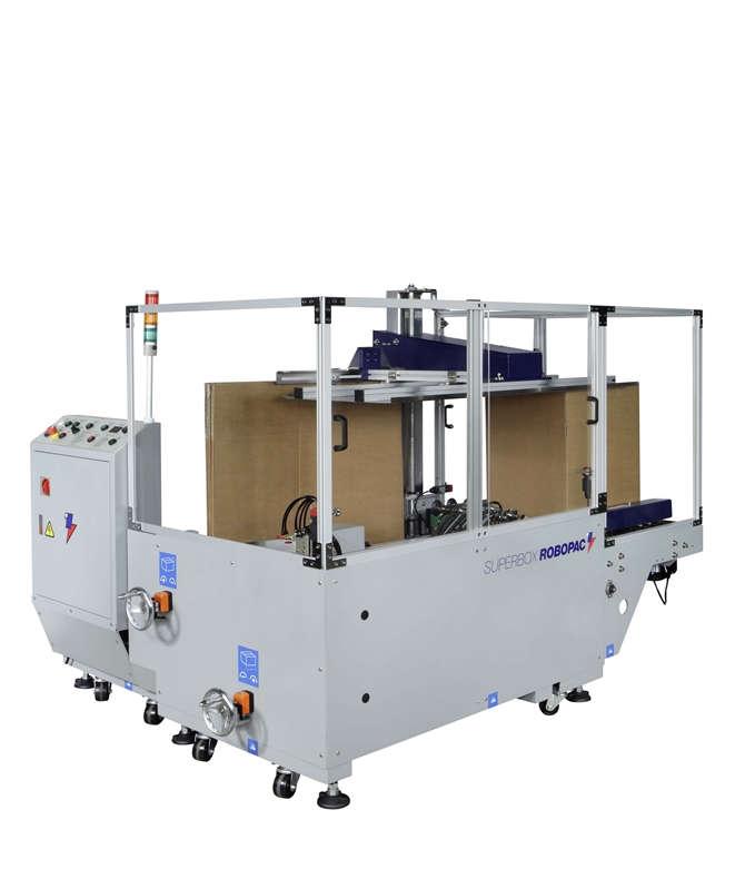 Автоматический формирователь гофрокоробов Superbox 544
