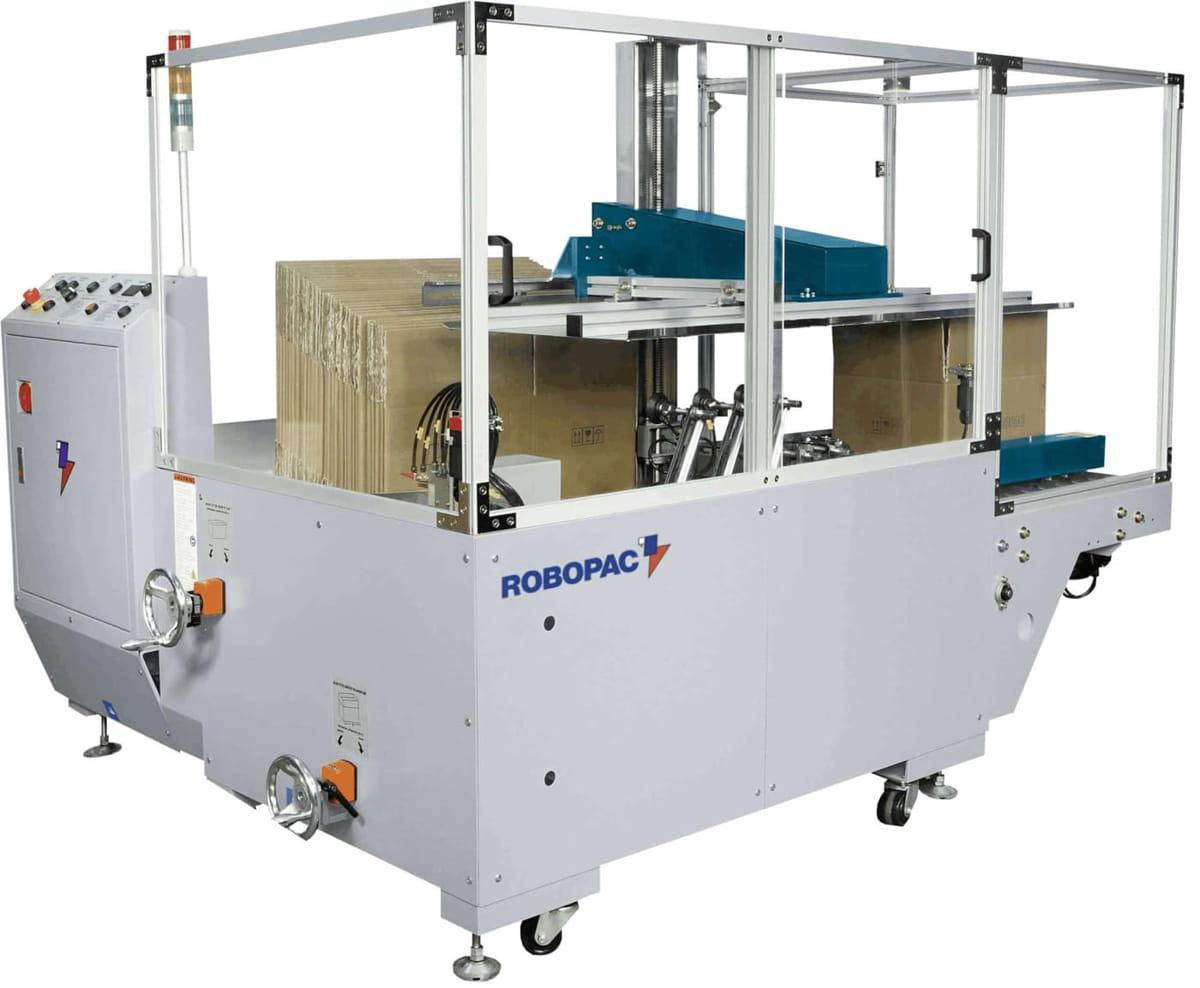 Автоматический формирователь гофрокоробов Superbox 645