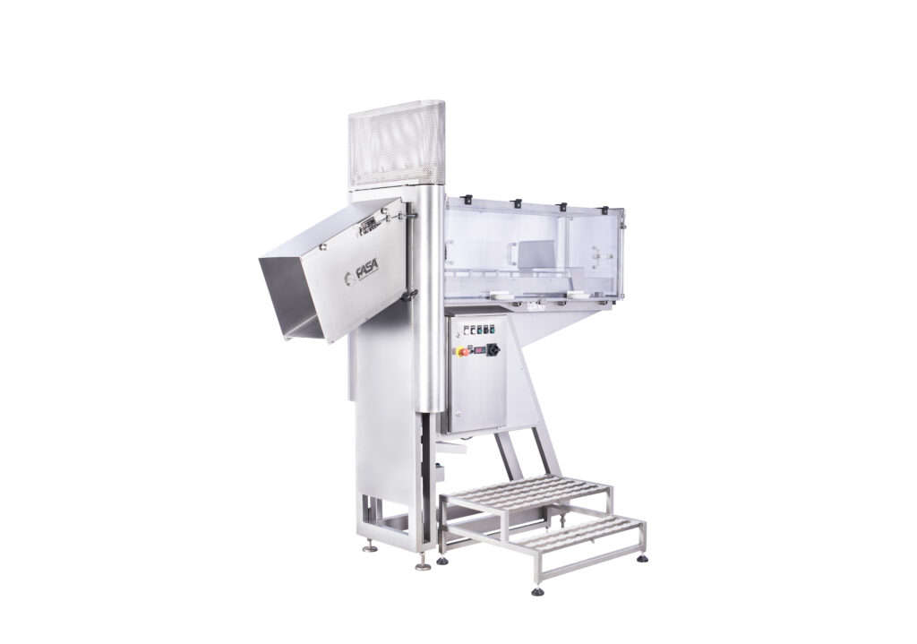 Автомат для измельчения cливочного масла — SLP