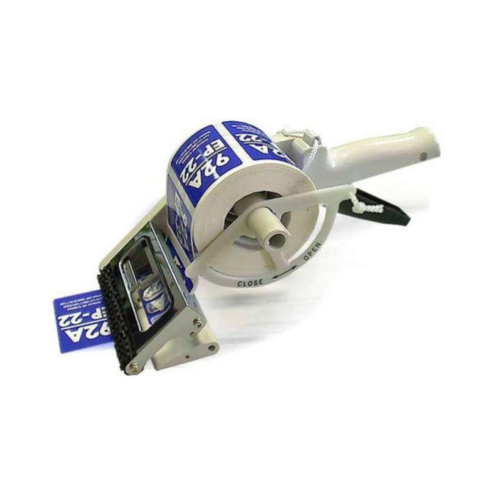 Этикетка и инструмент для маркировки