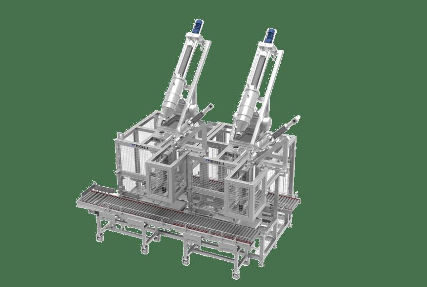 Дозирующее и фасовочное оборудование