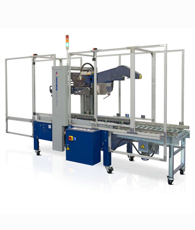 Автоматические самозапечатывающиеся ленточные машины