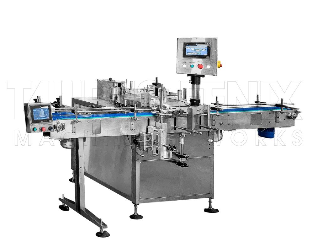 Оборудование для упаковки и розлива антисептических и дезинфицирующих средств