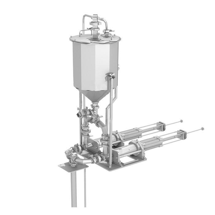 Фасовочное оборудование для фасовки сыпучих продуктов