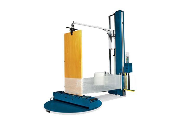 Паллетоупаковщик для обмотки дверей и окон